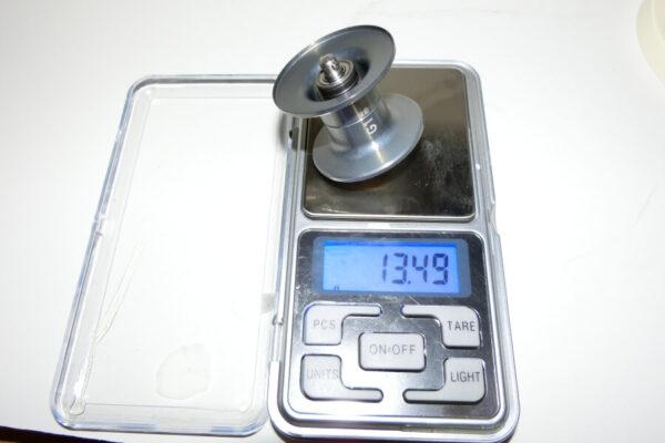 スティーズATW スプール重量